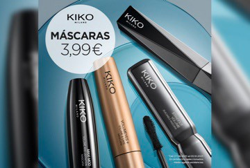Kiko Milano a un precio increíble