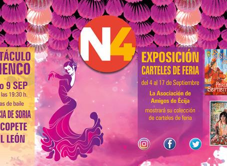 EXPOSICIÓN Y ESPECTÁCULO FLAMENCO