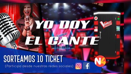 YO DOY EL CANTE