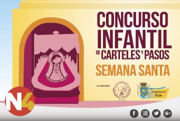 CONCURSO INFANTIL CARTELES SEMANA SANTA