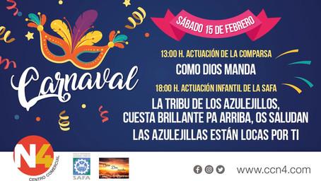 Carnaval 🎭
