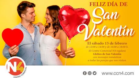 FELIZ DÍA DE SAN VALENTÍN 💘