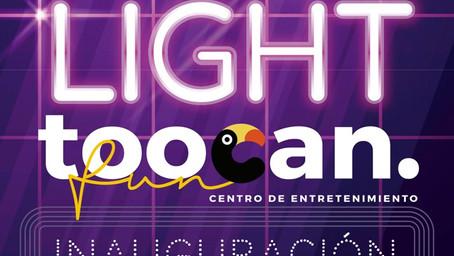 DISCO LIGHT EN Toocan