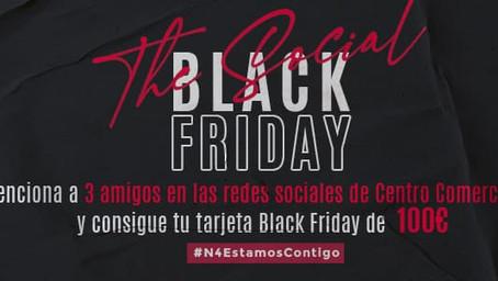 ¡Consigue tu tarjeta Black valorada en 100€!