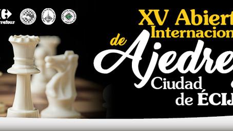 xv Abierto Internacional de Ajedrez