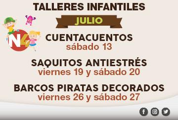 NUESTRAS ACTIVIDADES INFANTILES