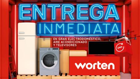 ENTREGA INMEDIATA DE WORTEN