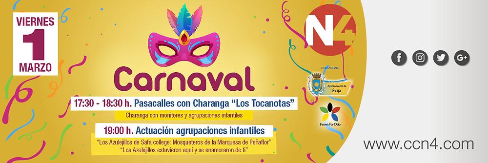 CARNAVAL EN CCN4