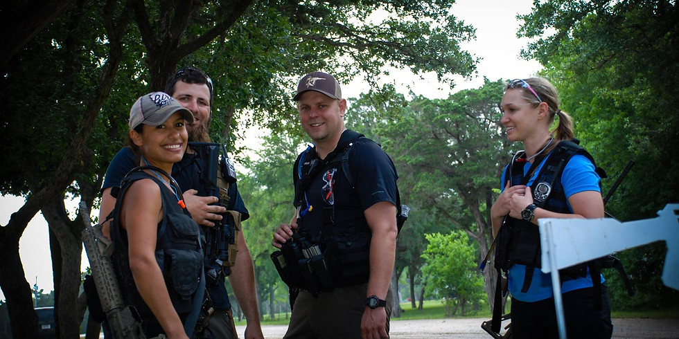 Waco Tactical Fitness Run and Gun Biathlon - Spring
