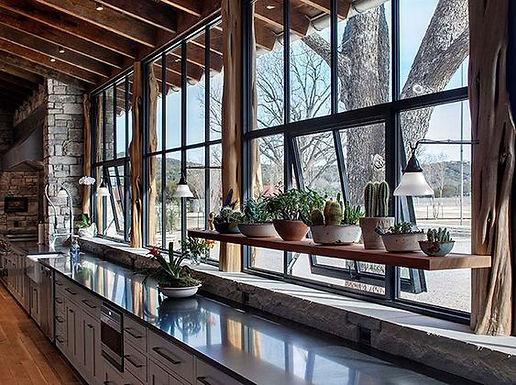 Quaker Aluminum Clad Wood Windows