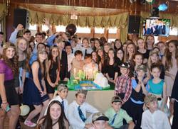 Seb's Bar Mitzvah