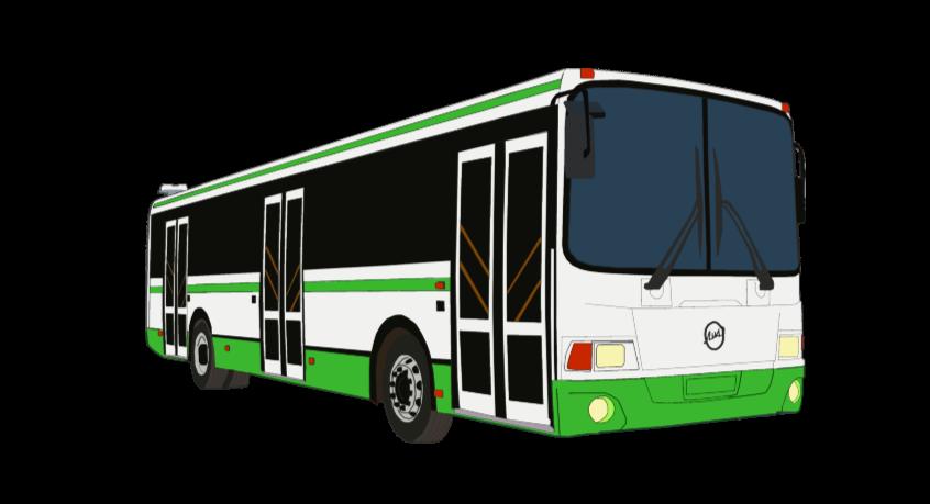 bus as public transportation