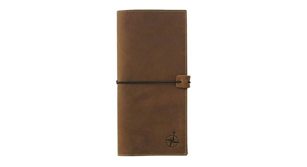 vintage travel wallet, organizer, travel accessory