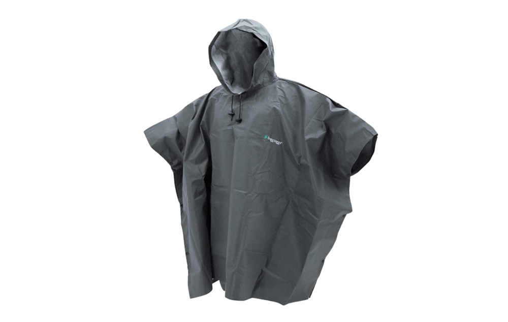Rain Poncho Frogg Toggs as a great travel accessory