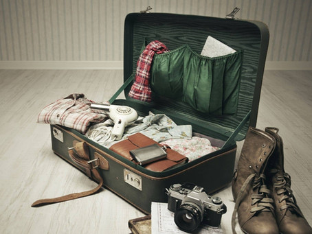 Tips and Tricks on Packing a Suitcase