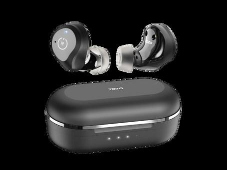 Wireless Earbuds by TOZO