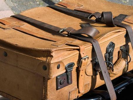 Top 5 Luggage Straps on Amazon