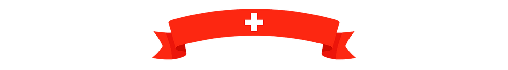 swiss red band