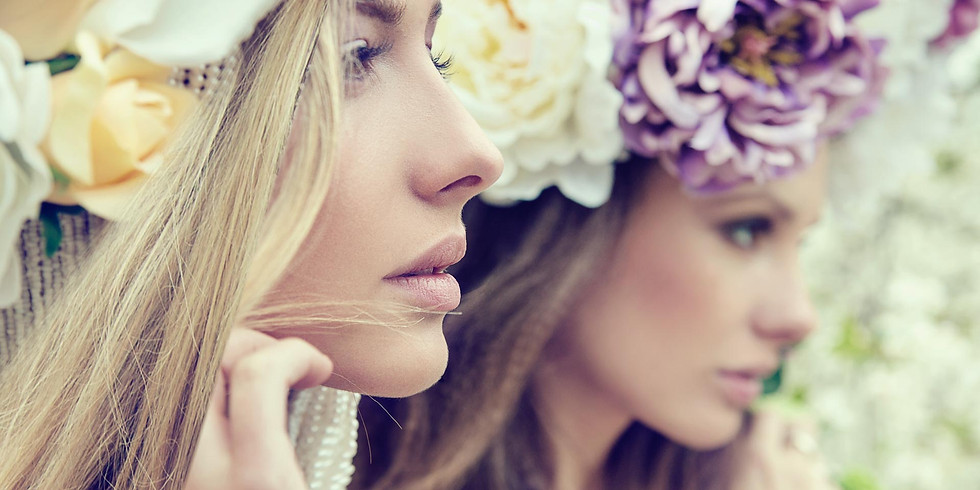 Save The Date: Garden Party Gorgeous