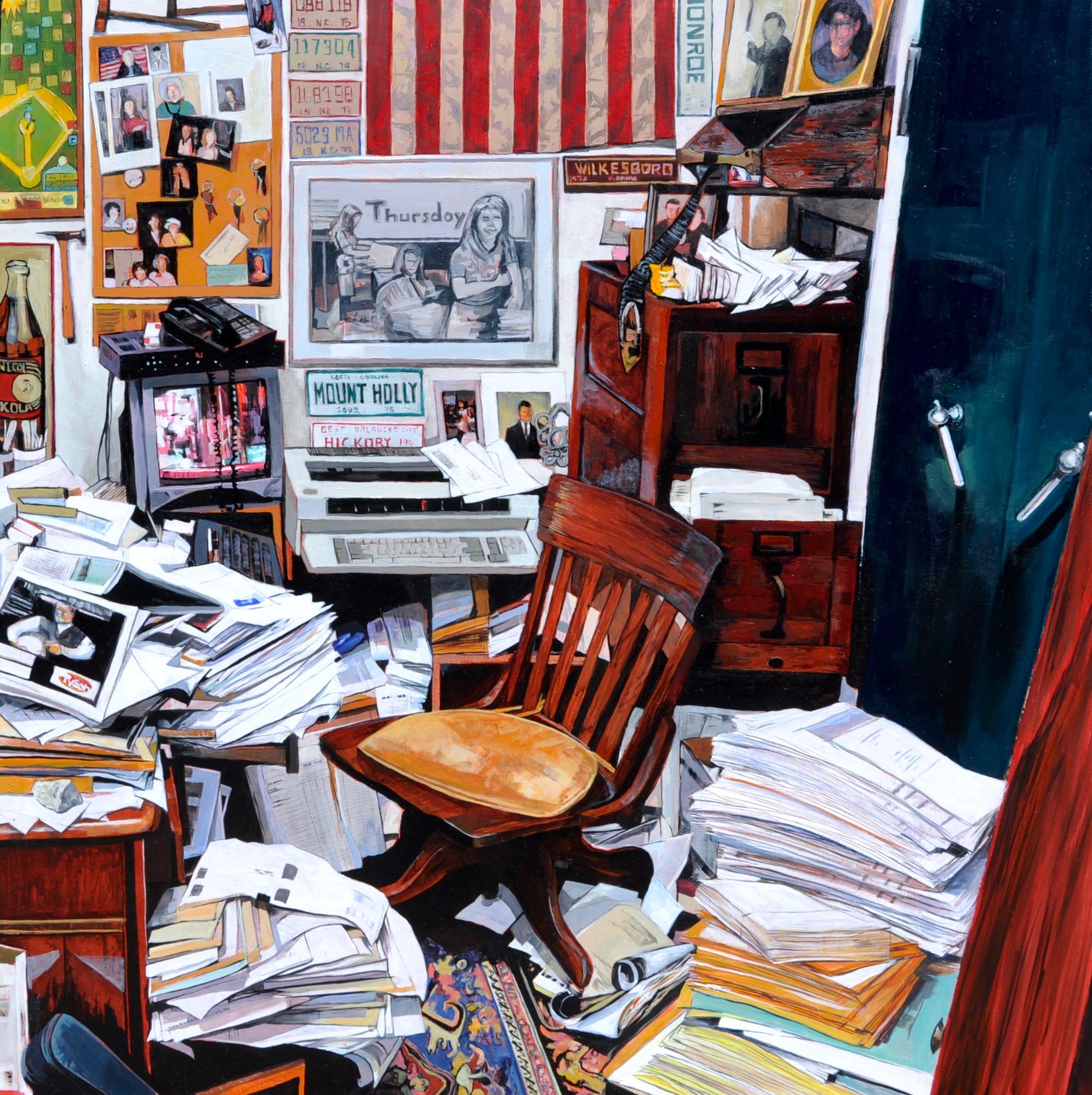 doc's desk