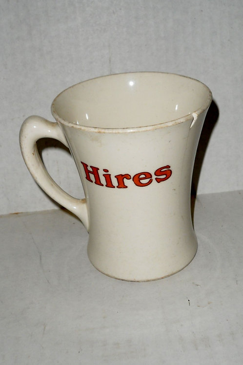 Hires Root Beer Advertising Ceramic Mug