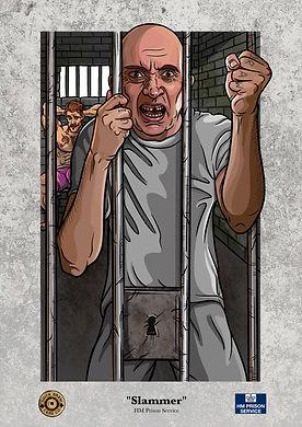 Slammer Joker - A3 Print.jpg