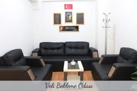 Veli Bekleme Odası