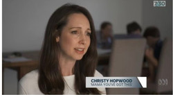 7:30 Report Mamas Group /Christy Hopwood