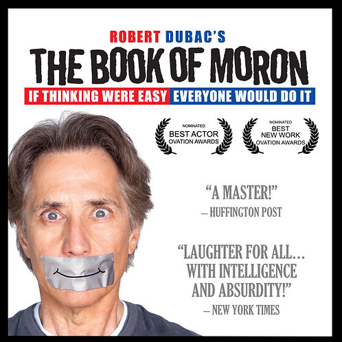 THE BOOK OF MORON / DVD