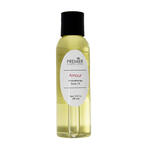 Amour Aromatherapy Body Oil