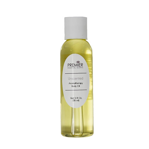 Unscented Aromatherapy Body Oil