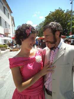 Pierre et Marie Turie