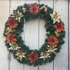 Decorated Wreath
