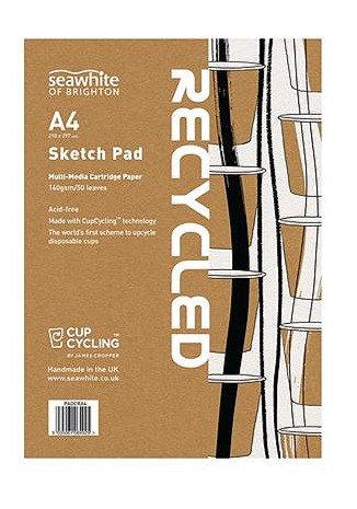 Seawhite A4 CupCycling™ All-Media Pad
