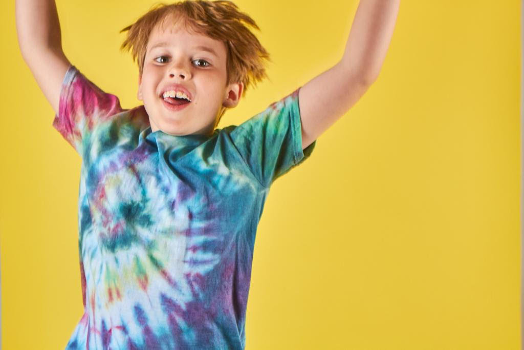 Bring-Your-Own Tie Dye - Family Workshop
