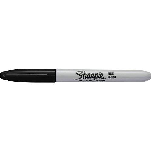 Sharpie® Fine Permanent Marker - Black