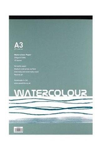 A3 Watercolour Pad