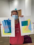 Screen Printing with Josie Molloy