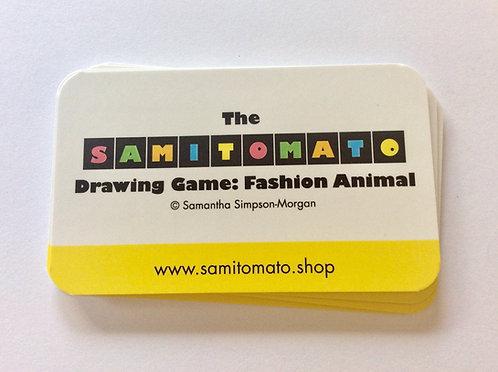 Samitomato Fashion Animal (add-on pack)