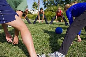 YMCA Family Friendly Workout Warm-up