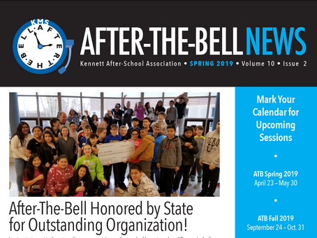 After-The-Bell News: Spring 2019