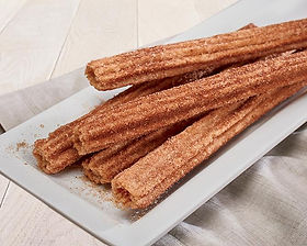 Making Yummy Churros