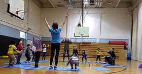 Dance, Storytime & Yoga