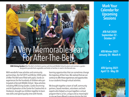 A Very Memorable Year for After-The-Bell