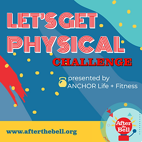 Take the LET'S GET PHYSICAL Virtual Challenge