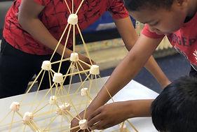 STEM Spaghetti Tower Challenge