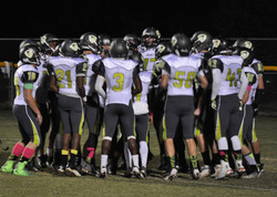 Last varsity game of season 2014
