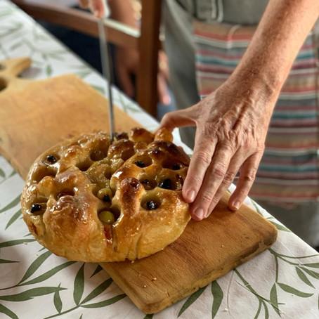Workshop de pães de fermentação natural