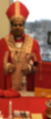 Bishop E. L. Gales:  Senior Pastor & Founder - 'The Lord's Tabernacle'