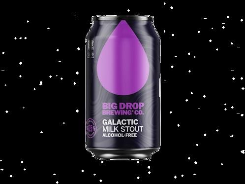 Big Drop Intergalactic Milk Stout (Alc Free)